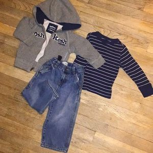 Big 3  ~ CPlace/ Old Navy/ Osh Kosh- 1 outfit